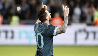 فيديو .. ميسي ينقذ الأرجنتين من الخسارة أمام الأوروغواي