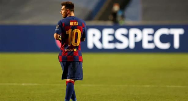 FC Barcelone: suspension confirmée pour Messi