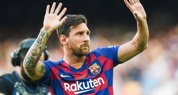 صحيفة إسبانية : ميسي بإمكانه مغادرة برشلونة متى يشاء