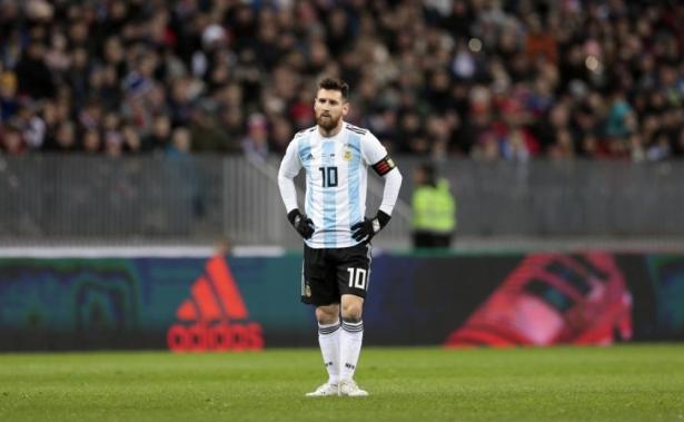ميسي  يكشف عن موقفه حال فشل الأرجنتين في مونديال روسيا