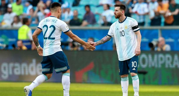 Mondial-2022: Messi convoqué avec l'Argentine retrouvera Neymar avec le Brésil