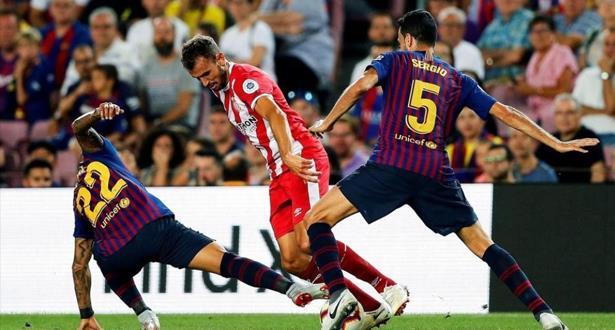برشلونة يسعى لجلب لاعب آخر لإراحة ميسي