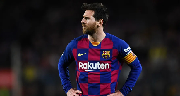 Foot : 700 buts pour Messi
