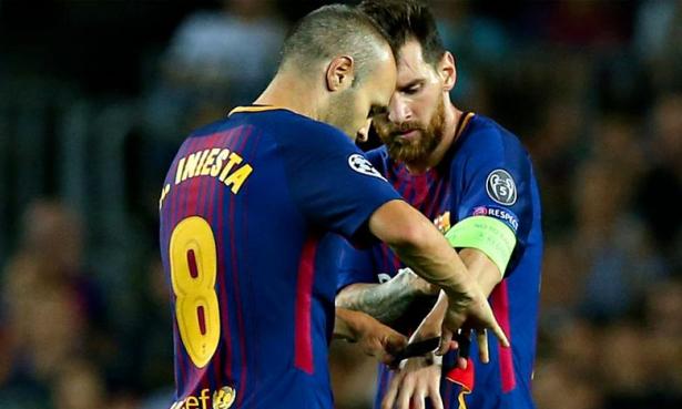 Messi, nouveau capitaine du FC Barcelone