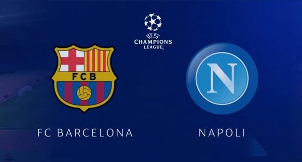 دوري الأبطال: ميسي لقيادة برشلونة أمام نابولي ولامبارد بذكريات 2012 أمام بايرن