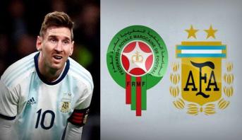 رسميا .. الاتحاد الأرجنتيني يعلن غياب ميسي عن ودية المغرب