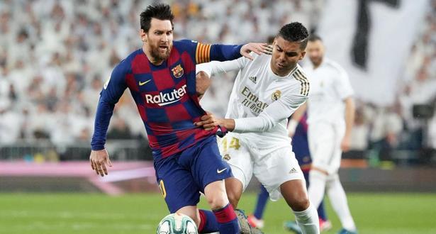 Foot: la Liga reprend le 08 juin