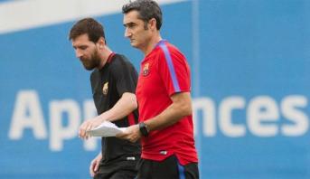 ميسي يعلق على أداء فالفيردي ومستقبله مع برشلونة