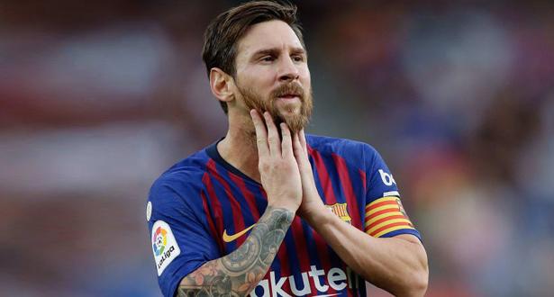 """صحيفة """"موندو ديبورتيفو"""": ميسي يعترف بأكبر عيوبه في الملعب"""