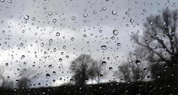 Voici les hauteurs de pluie relevées entre lundi et mardi