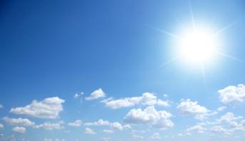 توقعات طقس السبت .. جو حار مع سحب غير مستقرة