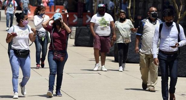 المكسيك خامس دولة في العالم من حيث أعداد وفيات كورونا