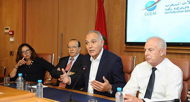 مزوار : لا وجود لأزمة أو تصدع داخل الاتحاد العام لمقاولات المغرب