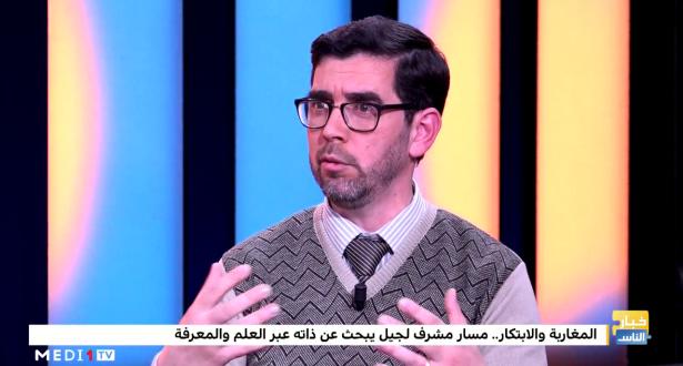 علي أشبوكي ورث النبوغ في الإعلاميات والتكنولوجيا عن أبيه