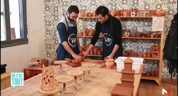 Nous avons testé pour vous: Atelier de poterie