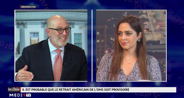 La journaliste Adele Nazarian analyse la décision de Donald Trump de se retirer de l'OMS