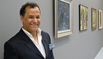 مهدي قطبي يعقد لقاءات عمل مع مديري المتاحف الكبرى في نيويورك