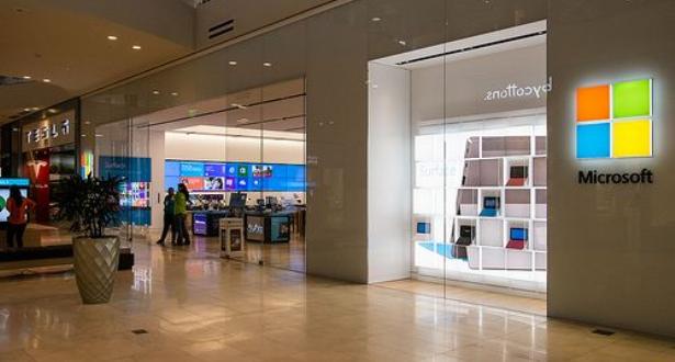مايكروسوفت تعلن إغلاق متاجرها للبيع بالتجزئة بشكل دائم