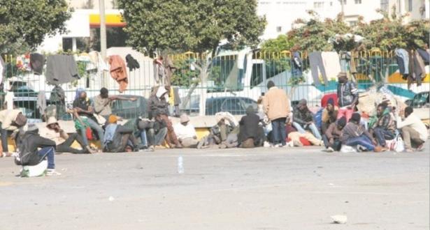 Agadir: démantèlement d'un campement illégal de migrants clandestins
