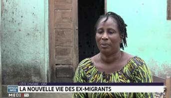 Côte d'Ivoire: la nouvelle vie des ex-migrants