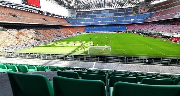 إصابة لاعبَين في ميلان بفيروس كورونا