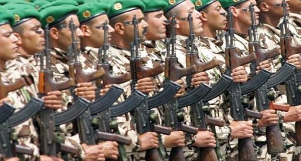 الخدمة العسكرية.. تجنيد عشرة آلاف عنصر السنة الجارية ورفع العدد في السنة المقبلة