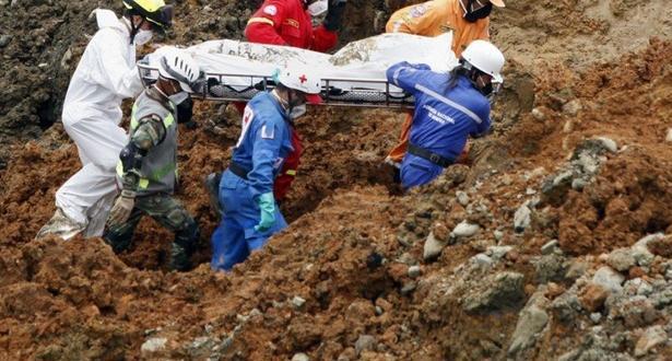 Éboulement dans une mine en RDC : Au moins 36 morts
