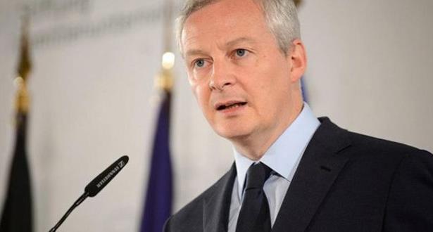 وزير الاقتصاد الفرنسي يحذر من أن فرنسا ستشهد أسوء ركود اقتصادي منذ عام