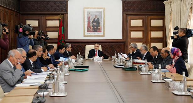 جدول أعمال مجلس الحكومة ليوم الخميس 02 يناير