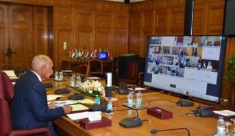 بدء أعمال الدورة 154 لمجلس الجامعة العربية على مستوى وزراء الخارجية بمشاركة المغرب