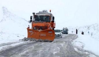 جرسيف: اتخاذ العديد من الإجراءات لمواجهة آثار التساقطات الثلجية وموجة البرد