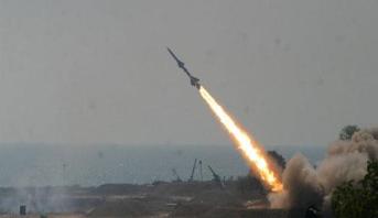 جيش الاحتلال الإسرائيلي: إطلاق صاروخين من غزة
