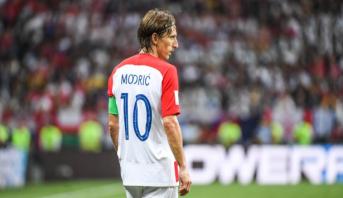 """Mondial 2018 : """"pas facile de s'en remettre"""", avoue Modric"""