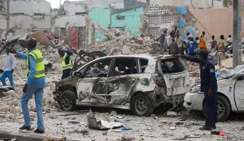 Somalie: huit morts et 14 blessés dans l'explosion d'une voiture piégée à Mogadiscio