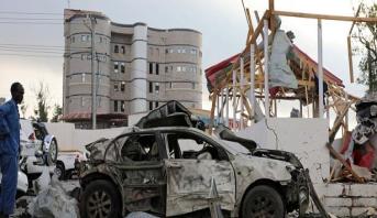 Somalie: huit morts dans un attentat à Mogadiscio