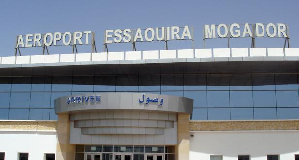 مطار الصويرة-موكادور يستعد للعمل من جديد