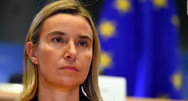 موغيريني: الاتحاد الأوروبي يريد تكثيف التعاون مع المغرب من أجل وقف تدفق الهجرة