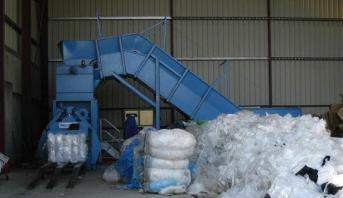 حجز أزيد من 4,3 طن من الأكياس الممنوعة والمواد الأولية والمتلاشيات البلاستيكية داخل مستودعين سريين بالمحمدية