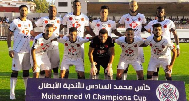 كأس محمد السادس للأندية العربية الأبطال .. أولمبيك آسفي يتعادل مع الرفاع البحريني