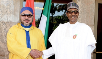 Message de condoléances du Roi Mohammed VI au Président nigérian suite aux inondations qui ont frappé plusieurs régions du pays