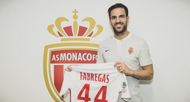 الاسباني فابريغاس ينتقل من تشلسي الى موناكو