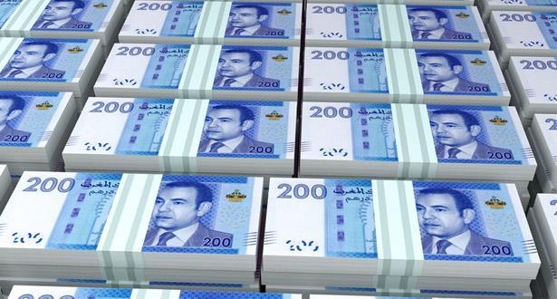 ارتفاع الكتلة النقدية بـ6,8 في المائة خلال شهر ماي بالمغرب