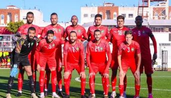 مباراة ودية .. المنتخب الوطني للاعبين المحليين يفوز مجددا على نظيره الغيني