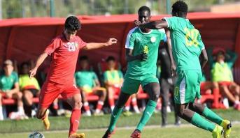 مباراة ودية .. المنتخب المغربي لكرة القدم لأقل من 20 سنة يفوز على نظيره السنغالي