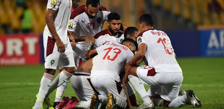 CHAN des joueurs locaux: le Maroc bat l'Ouganda et passe en quarts de finale