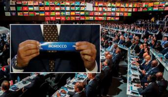 التصويت على مونديال 2026 .. المغرب يتفوق على الثلاثي الأمريكي والصراع على 157 صوتا