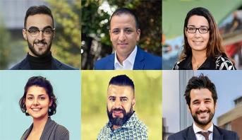 ستة مرشحين بلجيكيين من أصل مغربي يخوضون الانتخابات الأوروبية