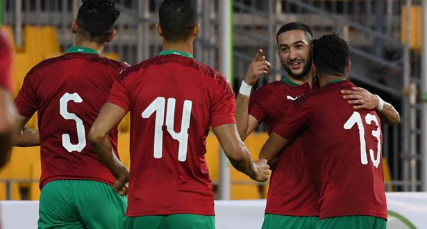 إقصائيات الـCAN .. الترتيب النهائي لمجموعة المغرب