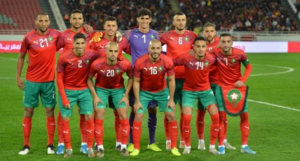 Classement FIFA: Le Maroc conserve sa 43e place