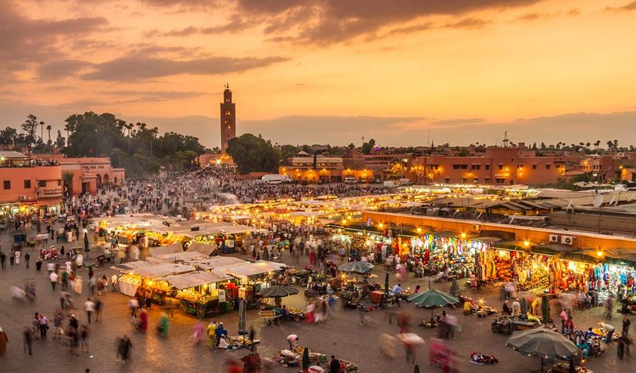 السياحة في المغرب .. تراجع المداخيل بـ 53.8 في المائة سنة 2020